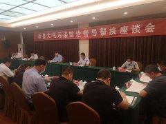 聊城市生态环境保护委员会办公室赴莘县开展大气污染防