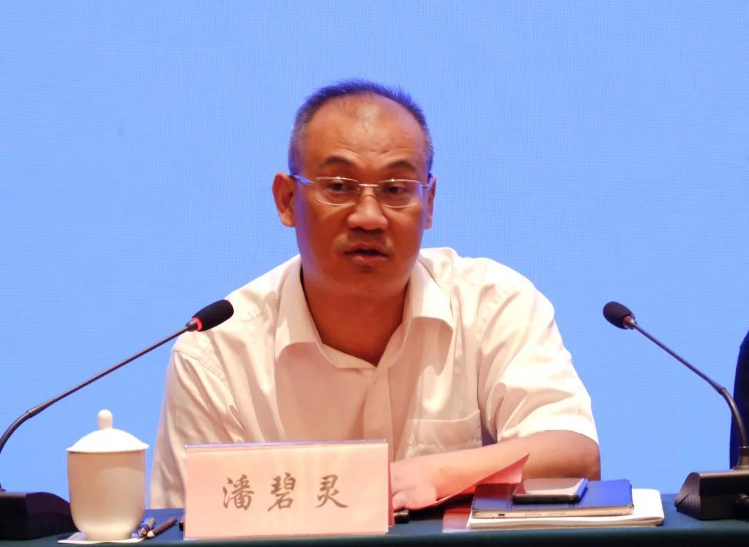 潘碧灵寄语环保社会组织:齐心助力生态文明建设和绿色