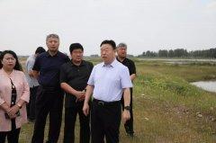 内蒙古兴安盟委书记调研督导自治区环