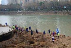还江河清澈 筑生命根基――记宁乡市环