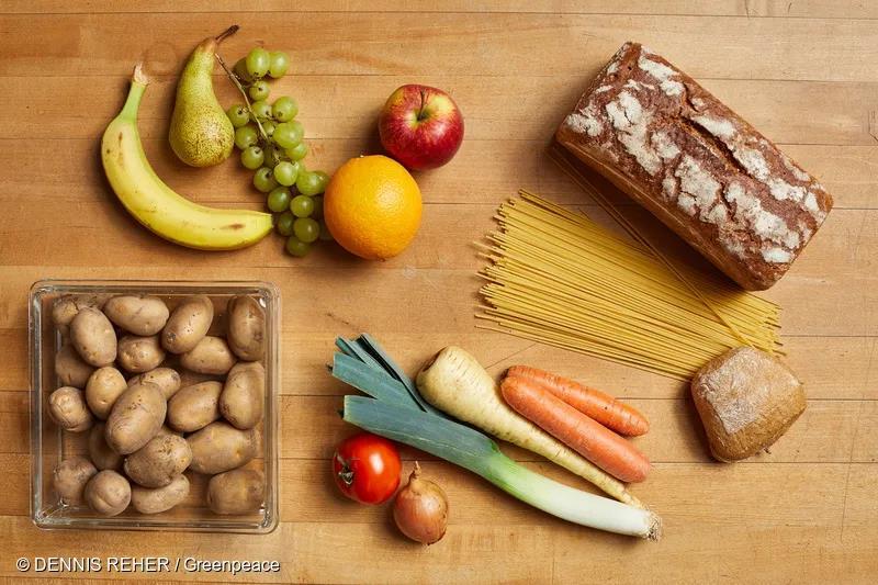为气候行动,可以从不浪费食物开始