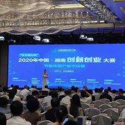 2020年中国・湖南创新创业大赛节能环