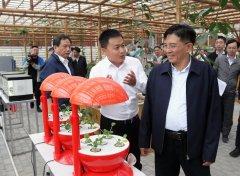 生态环境部党组书记孙金龙赴围场、隆化两县开展扶贫调