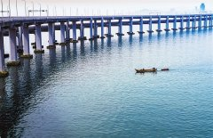 """大连市构筑""""生态化海洋牧场+智能化风"""