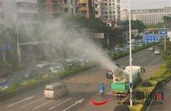 东莞向社会征求公众意见:重污染天气