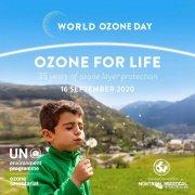 守护生命的臭氧:臭氧层保护35周年