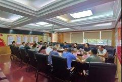 长沙市开福区召开浏阳河示范创建工作