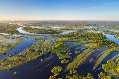 切开欧洲最大湿地 还要在切尔诺贝利隔离区挖泥 E40运
