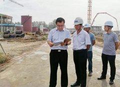 亳州市市长杜延安调研突出生态环境问