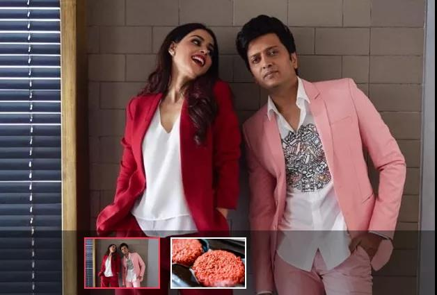 """宝莱坞明星夫妻创立新植物肉公司""""Imagine Meat"""",为"""