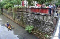 湖南省第一督察组突击暗访株洲市黑臭水体整治工作