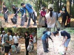 志愿者拟发起中国绿发会广州绿肺守护