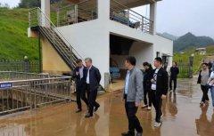 湖南省第四督察组实地察看安化县突出环境问题整改落实