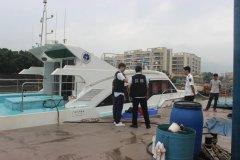 查处违法案件2件!违规船舶3艘!江门近岸海域污染防治联合行动持续发力