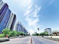渤海新区推进生态环境质量持续向好 为高质量发展保蓝天碧水