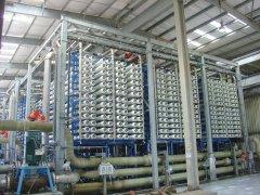 """每天可提供10万吨淡水,膜法海水淡化系统为海岛""""解渴"""