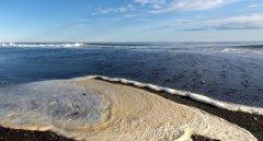 俄罗斯堪察加地区发生海水污染 环保团体担忧生态灾难