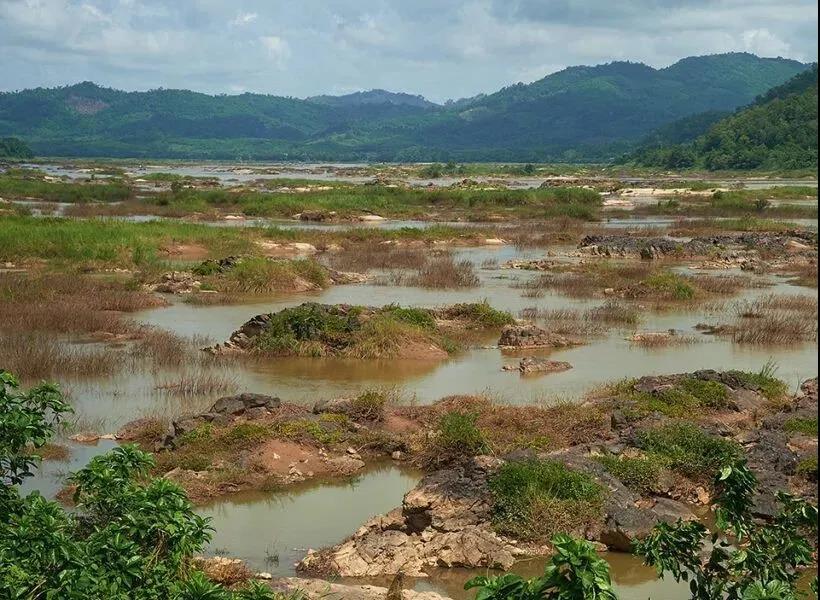 湄公河生态系统的衰落