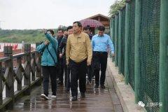 江西省第四环保督察组组长屠永发到鄱阳县调