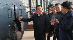 河南省生态环境厅厅长到许昌周口调研