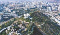 """西宁:从""""有公园的城市"""" 向""""公园中的城"""