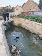 泰安市生态环境局组织开展城区河道非法入河排污口整治