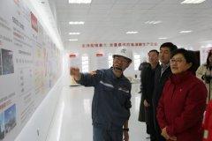 内蒙古自治区生态环境厅厅长深入通辽
