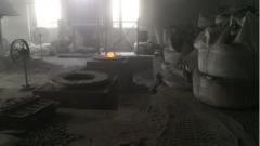 周口市商水县苏红兵氧化铝粉加工厂被