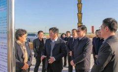 内蒙古自治区生态环境厅厅长赴鄂尔多