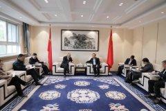 中国铝业股份有限公司技术总监到中国