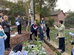 自贡市生态环境局考察组赴内江考察农