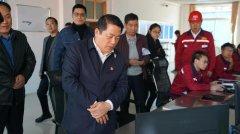 河南省生态环境厅厅长暗访调研长葛禹