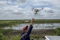 运用无人机改善土地管理、保护地球的三种方式