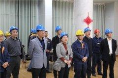 生态环境部调研组赴衢州市调研消耗臭