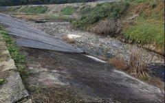 射洪市城市生活垃圾填埋场存在重大生