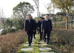 河南省政协领导在济源现场督察污染防