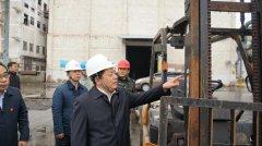 河南省生态环境厅厅长到焦作暗访调研