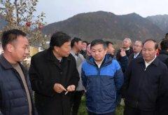 生态环境部部长黄润秋赴西藏调研对口