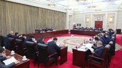 四川省政府召开2020年冬季大气污染防