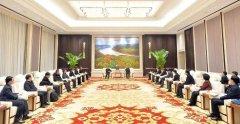 黑龙江省委书记、省人大常委会主任张庆