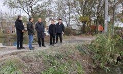 芜湖市领导督导推进黑臭水体整治工作