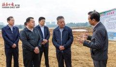 海南省委书记沈晓明在海口澄迈专题调研:把绿水青山、
