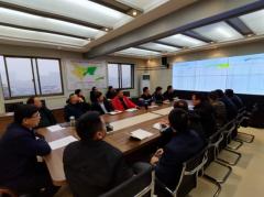 九江市生态环境局召开应对污染天气紧