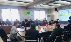 九江市政府召开大气污染防治冲刺攻坚