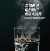 《黄河流域电力部门虚拟水转移及2030