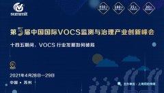 第三届中国国际VOCs监测与治理产业创新峰会扬帆起航