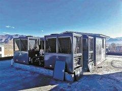 深圳派沃助力拉萨林周县采暖项目建设 节能供暖为高原