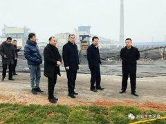 现场督导!衡阳市长江经济带生态环境