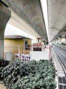 还路于民 还绿于民 郑州持续整治高架