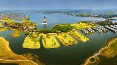 江苏姜堰:向水而为 绘就三水壮美画卷